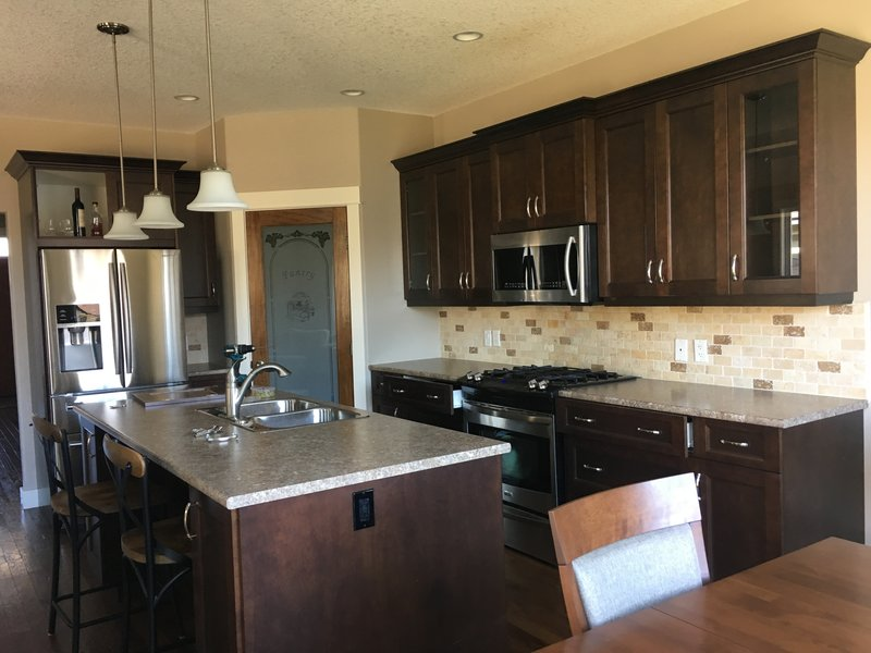 Marvelous Kitchen Cabinet Refinishing Seaside Painting Home Download Free Architecture Designs Embacsunscenecom